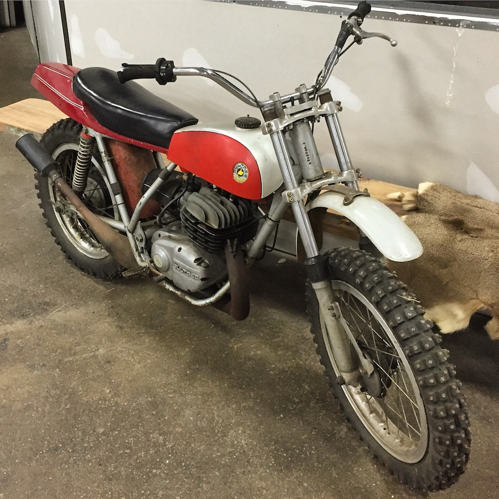 Bultaco M106 Ice Racer - Bultaco - Trials Central
